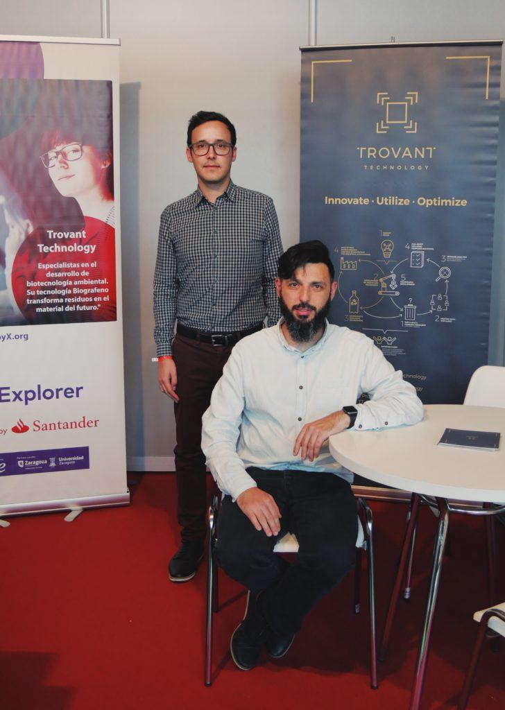 Trovant Technology, en la Feria Ovinnova 2018 en Zamora