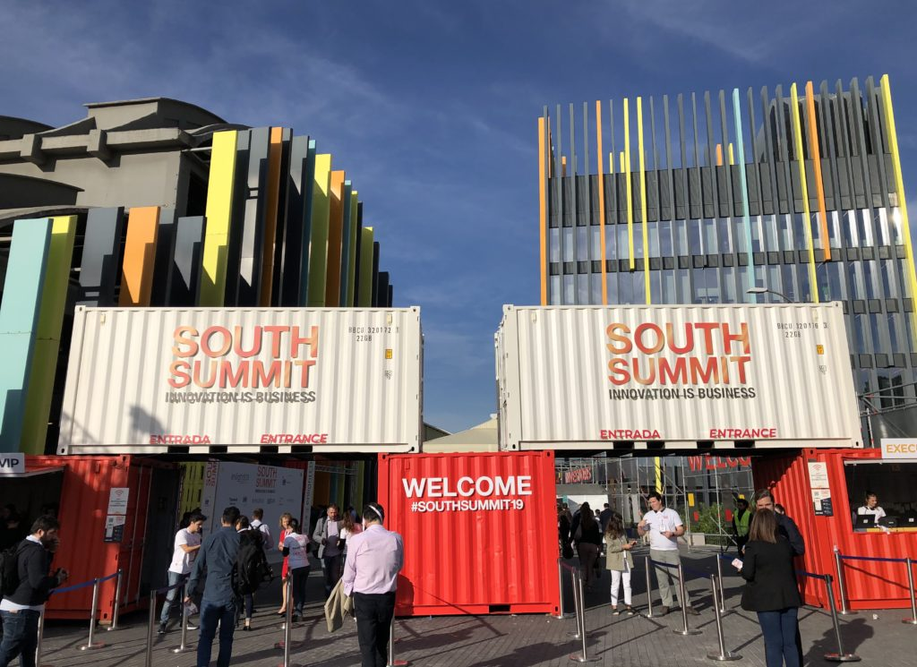 ¡Visitamos South Summit 2019!